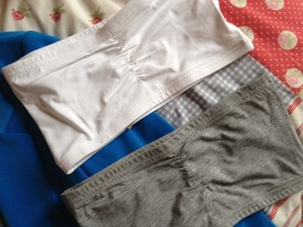 2 Bandeau Tops from New Look