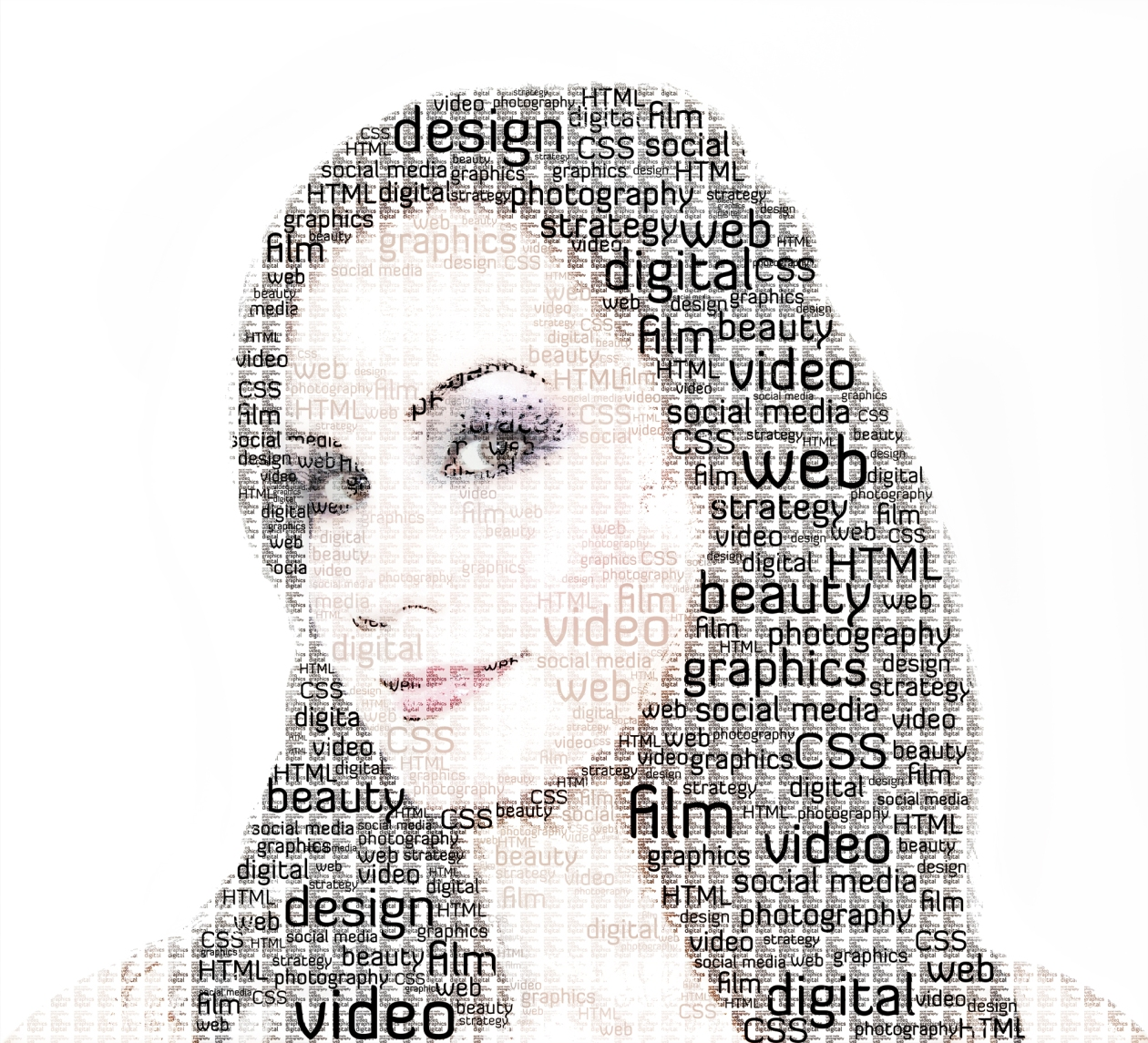 Word Portrait COLOUR LOWRES